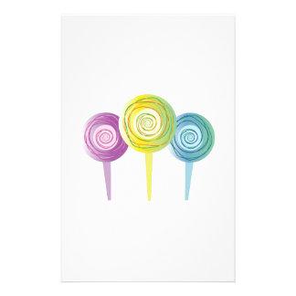 Lollipops Stationery