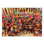 Lollipops, tarjeta de los Lollipops