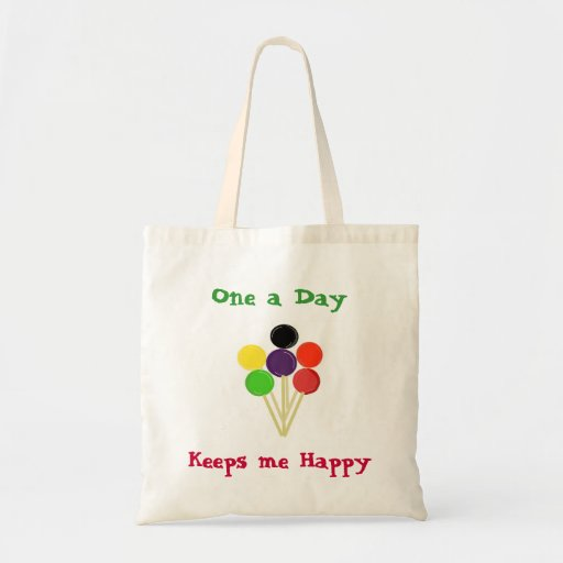Lollipops Tote Bags