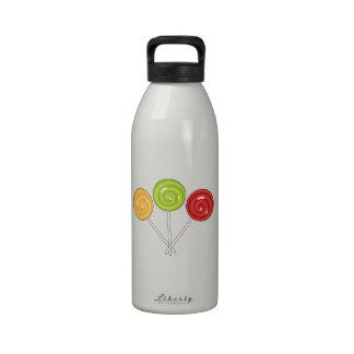 Lollipops Reusable Water Bottles