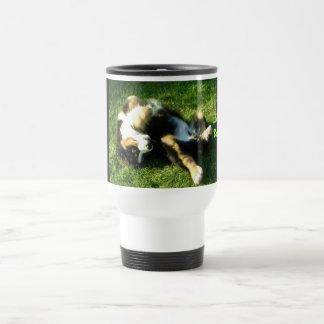 Lolly-Gaggin'...Berner Style! Travel Mug