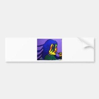 Lolly Pop by Piliero Bumper Sticker