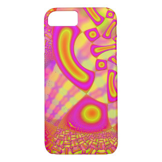 LollyPoP 3D Fused Glass Fractal iPhone 7 Case