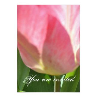 Lollypop Tulip Card