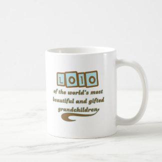 Lolo of Gifted Grandchildren Coffee Mug