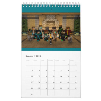 LoloPawsGaming Calander Calendar