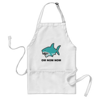 Lolshark Apron (Also available on shirts)