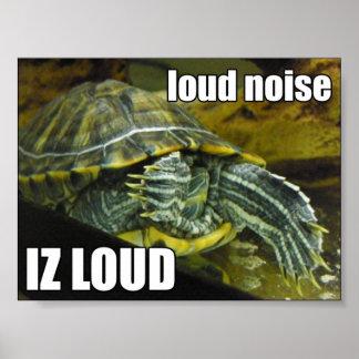 LOLturtle - fuerte ruido Impresiones