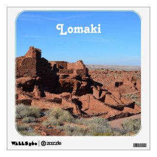 Lomaki Wall Stickers