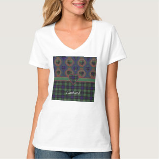 Lombard clan Plaid Scottish kilt tartan Shirt