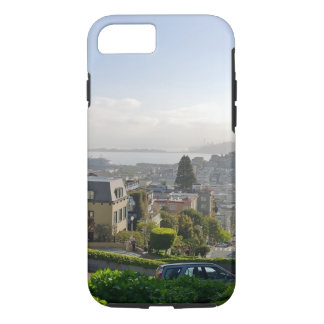 Lombard Street - San Francisco, California iPhone 7 Case