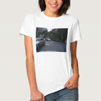 Lombard Street, San Francisco California T Shirt