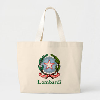 Lombardi Republic of Italy Large Tote Bag