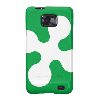 Lombardy (Italy) Flag Galaxy SII Covers