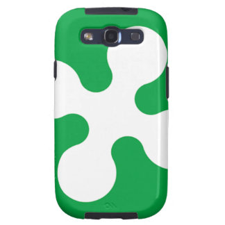 Lombardy (Italy) Flag Samsung Galaxy S3 Cover