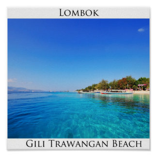 Lombok Poster