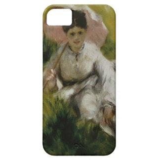 L'ombrelle del à de Femme y enfant - Auguste Funda Para iPhone 5 Barely There