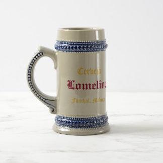 Lomelino Beer Mug