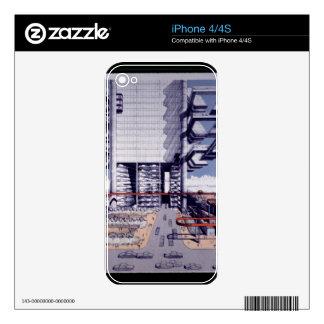 LOMEX Lower Manhattan Expressway iPhone 4S Skins