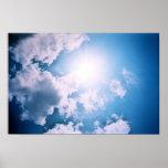 Lomo Sky Posters