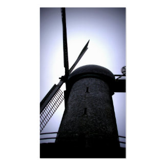 Lomo Windmill Business Cards