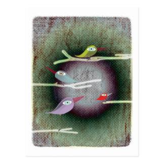 lomography mágico de la esperanza del amor de los tarjeta postal