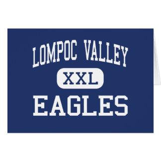 Lompoc Valley Eagles Middle Lompoc Card