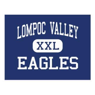 Lompoc Valley Eagles Middle Lompoc Postcard