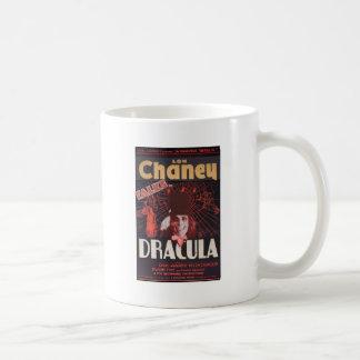 Lon Chaney as Dracula Coffee Mug