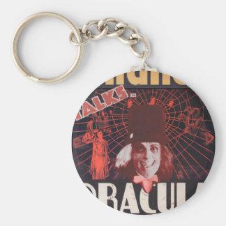 Lon Chaney as Dracula Keychain
