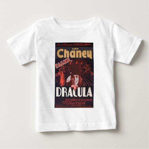 Lon Chaney como Drácula Playera De Bebé