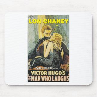 Lon Chaney es el hombre que ríe Alfombrillas De Ratones