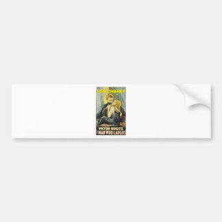 Lon Chaney is The Man Who Laughs Bumper Sticker