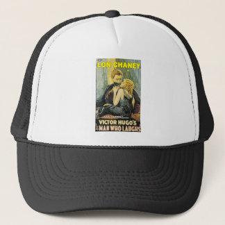 Lon Chaney is The Man Who Laughs Trucker Hat