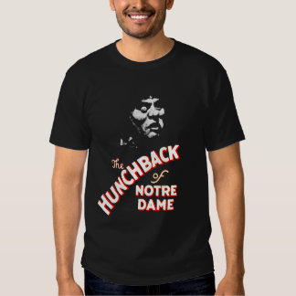 Lon Chaney, Sr. The Hunchback of Notre Dame Tee Shirt