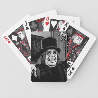 Lon Chaney Tragic Royalty Bicycle Playing Cards