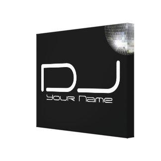 Lona de alta calidad de DJ Impresiones En Lona