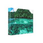 Lona de la alta marea impresión en lona