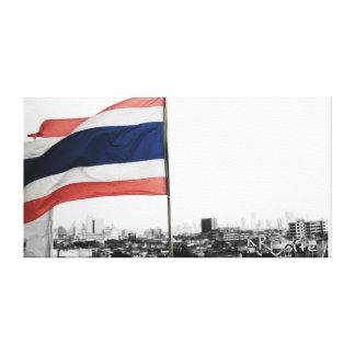 Lona de la bandera de Tailandia Impresion En Lona