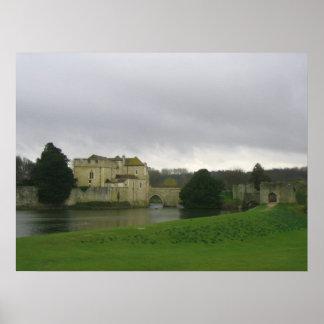 Lona de Leeds Castle Póster