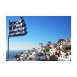 Lona de Santorini, ciudad medieval griega