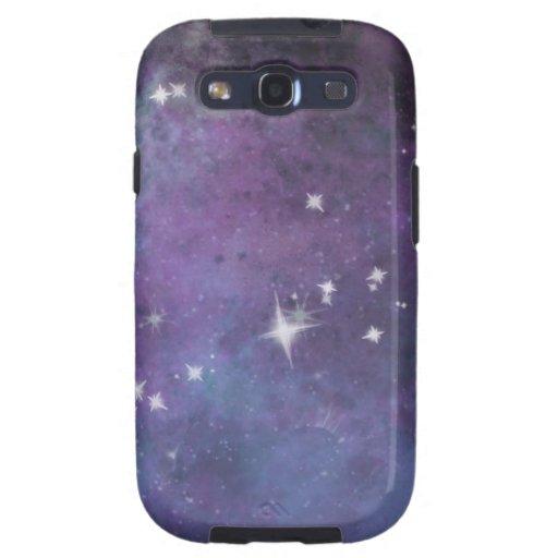 Lona del espacio samsung galaxy SIII funda