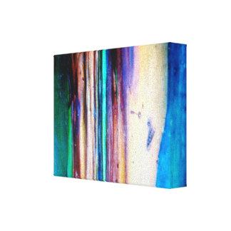 Lona del eucalipto del arco iris lona estirada galerías