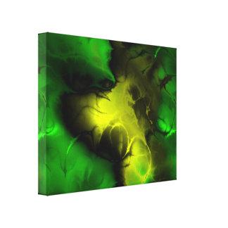Lona envuelta 1-6 del arte del fractal lona envuelta para galerias
