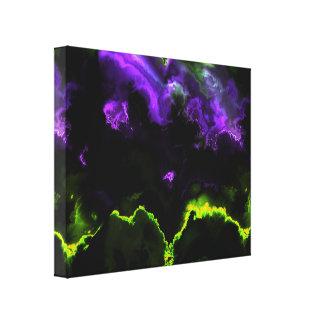 Lona envuelta 3-10 del arte del fractal impresiones de lienzo