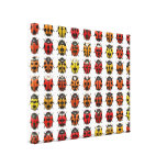 Lona envuelta de señora Bugs 1 Impresión En Lona