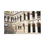 Lona envuelta Ducale de Palazzo Impresión En Lona Estirada