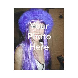 Lona envuelta foto de encargo impresión en lienzo