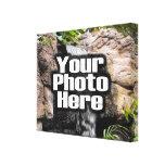 Lona envuelta foto de encargo impresión en lona