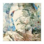 Lona envuelta héroe real impresiones en lienzo estiradas